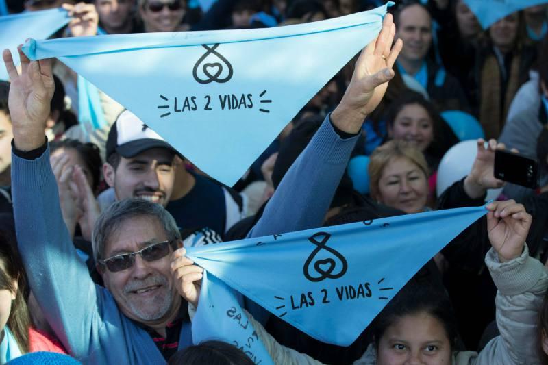 Argentina dice No a la legalización del aborto