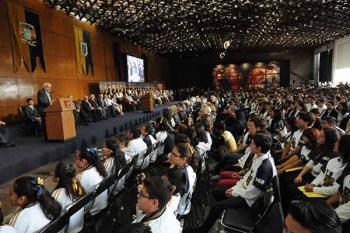 La UNAM registra máximos históricos en aspirantes, estudiantes y carreras: Graue