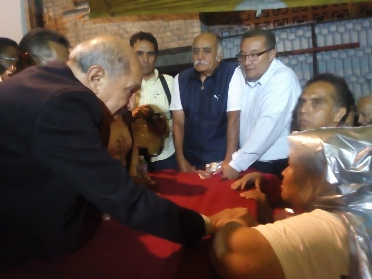 Alcalde electo de Iztacalco Armando Quintero Martínez agradece a ciudadanos por su elección