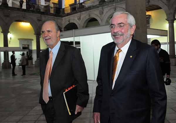 La UNAM espera un presupuesto suficiente para 2019: Graue