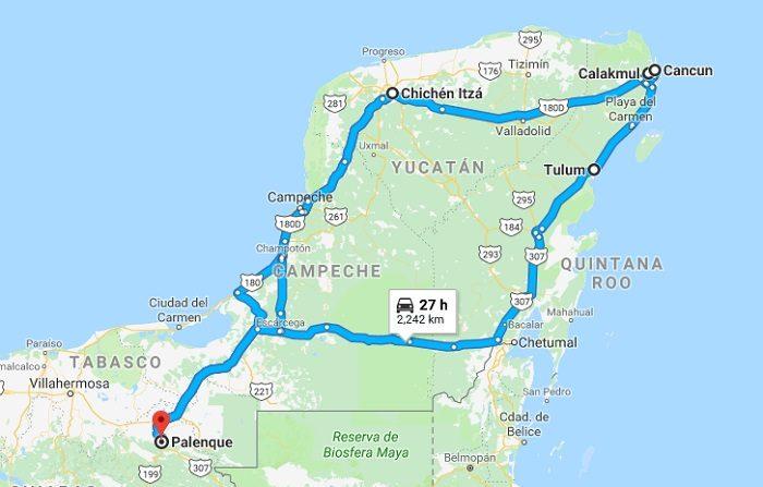 Habrá consulta para El Tren Maya en diciembre: AMLO