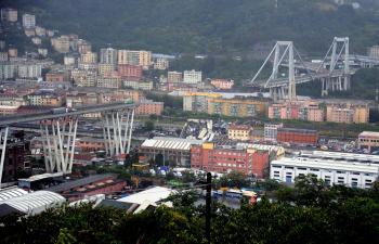 Envía México sus condolencias por accidente en Génova, Italia