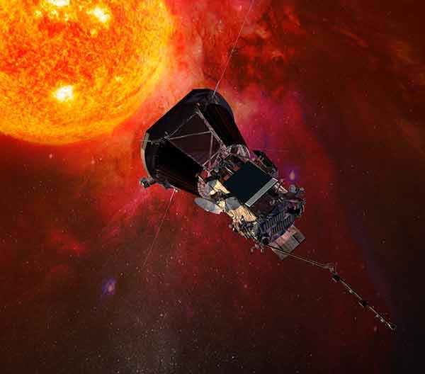 Saber por qué la atmósfera del Sol es tan caliente, objetivo de la sonda solar Parker