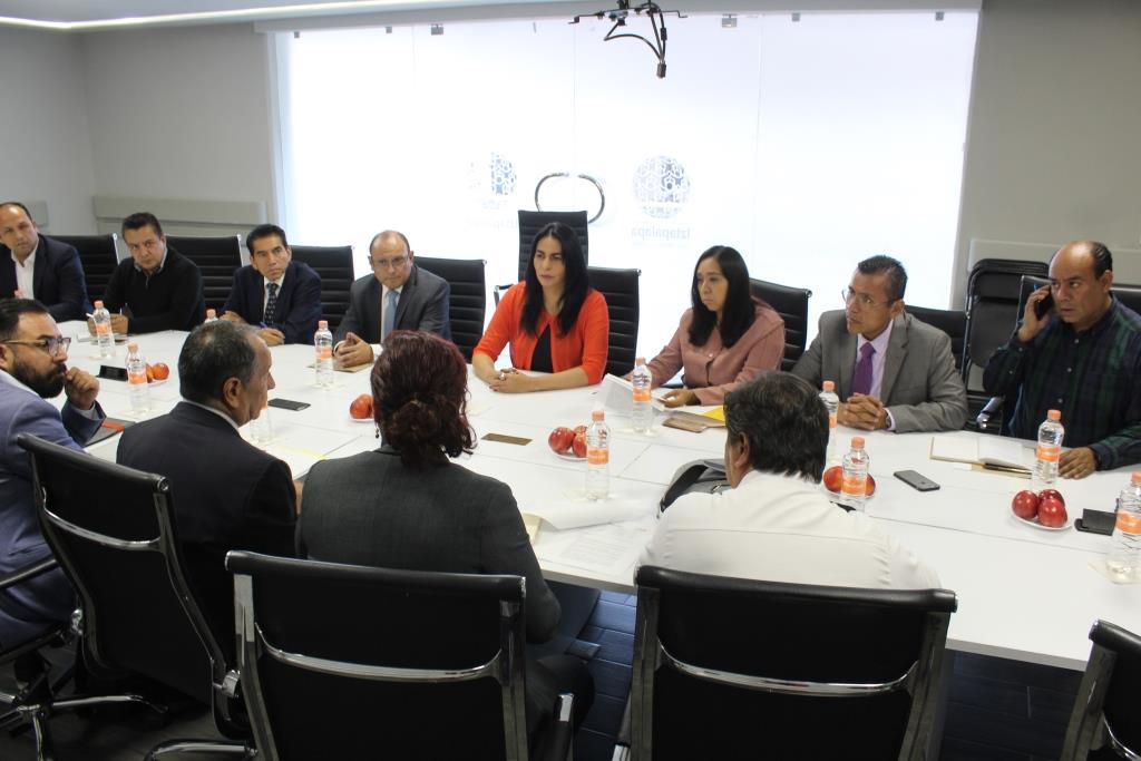 INSTALAN COMISIÓN DE TRANSICIÓN ADMINISTRATIVA DE LA DELEGACIÓN IZTAPALAPA