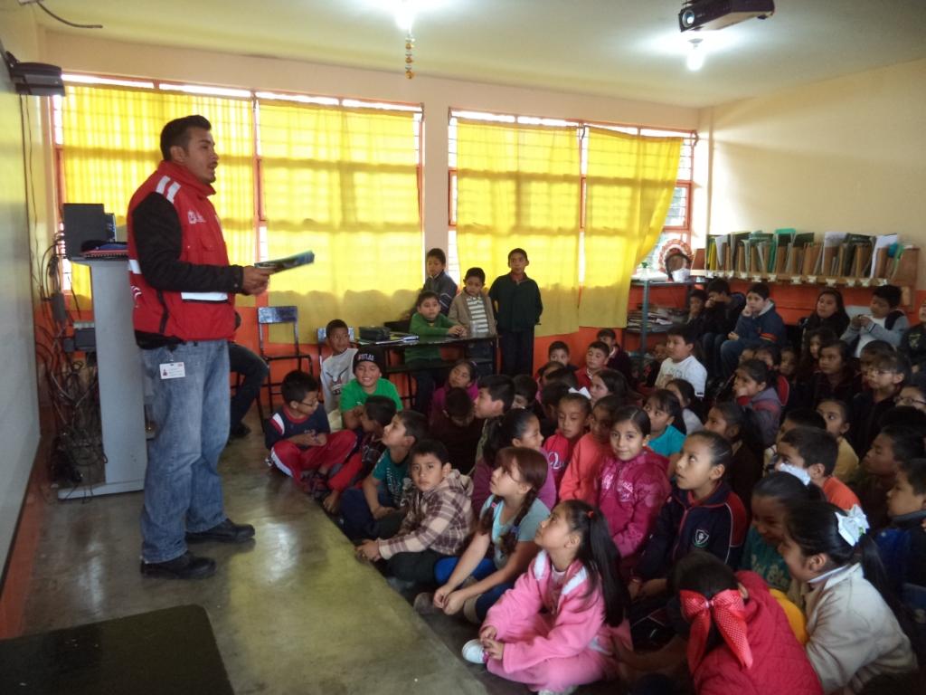 Insiste ALDF en que se incluya la materia de protección civil en escuelas para hacer crecer la cultura de la prevención