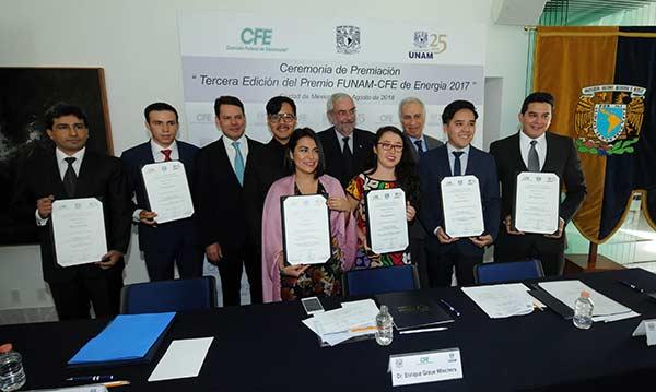 La Universidad trabaja por el desarrollo sustentable de México: Graue