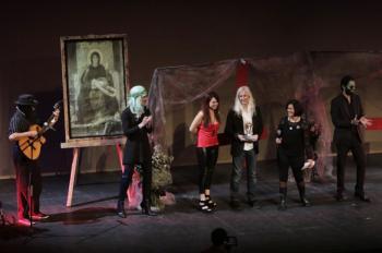 Inauguran XVII Edición del Festival Macabro en el Teatro de la Ciudad Esperanza Iris