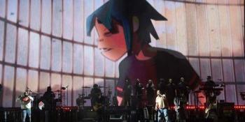 Confirma Gorillaz presentación en México