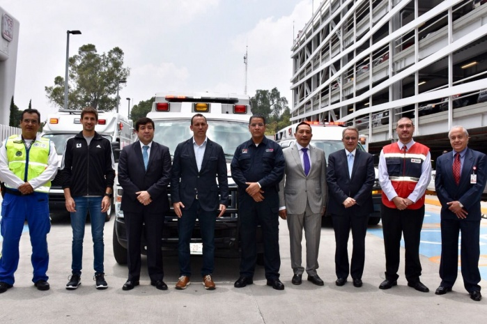 Garantizará GCDMX seguridad de participantes en el Maratón CDMX Telcel 2018