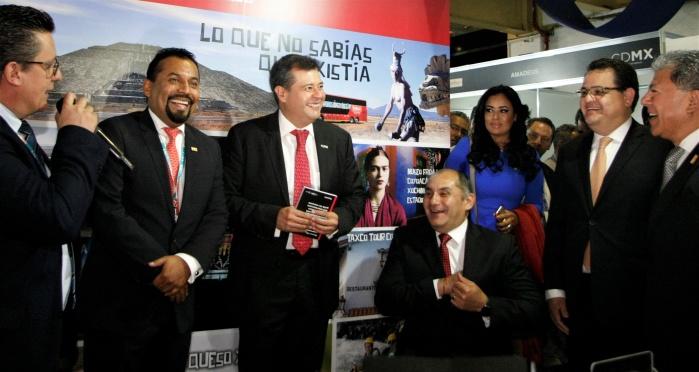 Inaugura GCDMX 2a Cumbre Iberoamericana de Turismo Accesible
