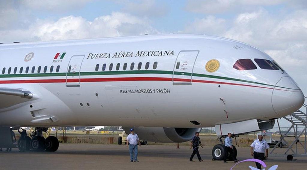 Ya hay comprador para avión presidencial