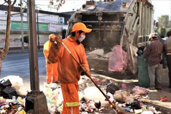 Recolecta Cuauhtémoc entre 1200 y 1500 toneladas de residuos sólidos a la semana
