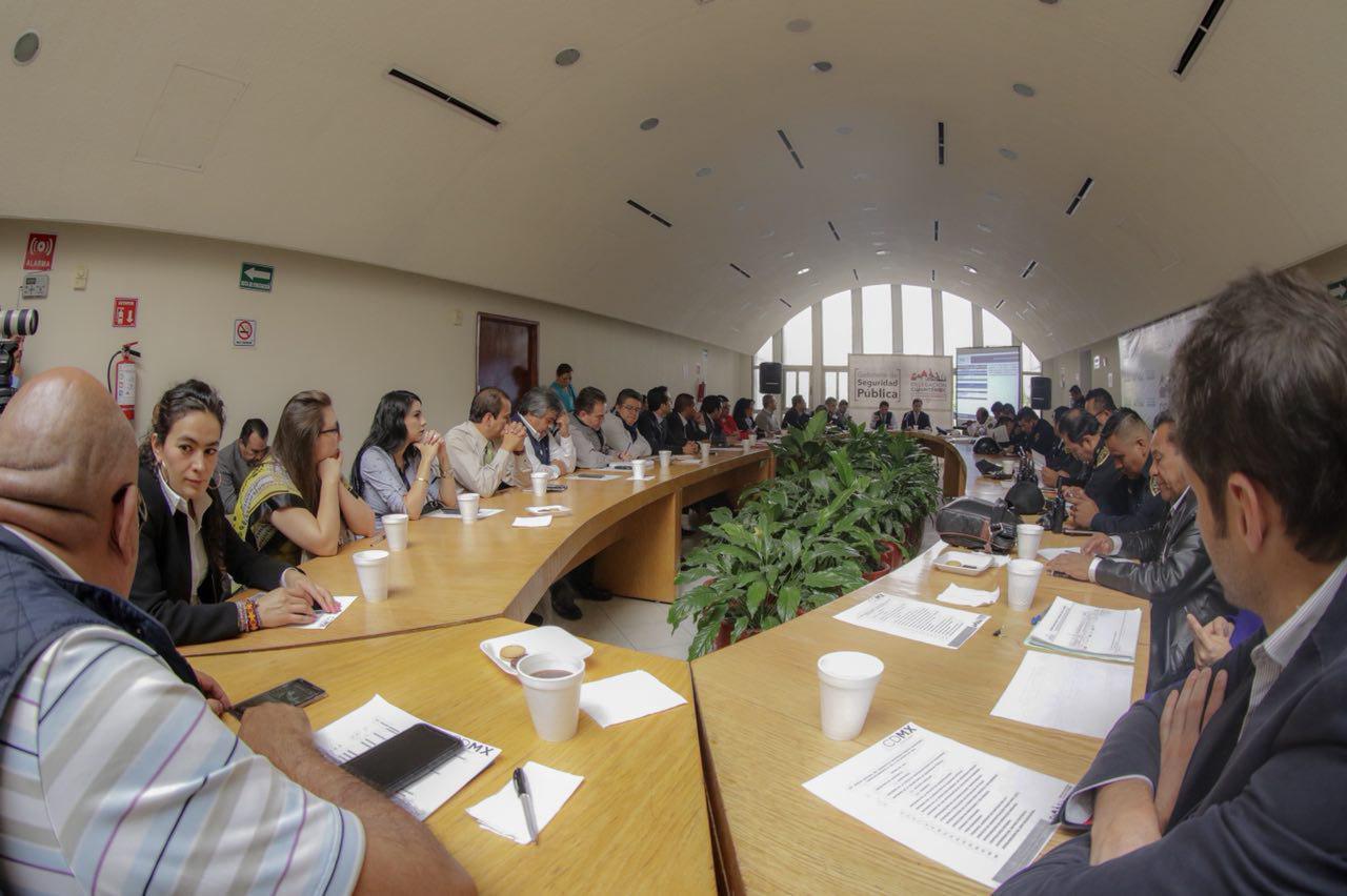 En acciones coordinadas, se mantiene Cuauhtémoc con más de 900 remisiones por semana al Juzgado Cívico