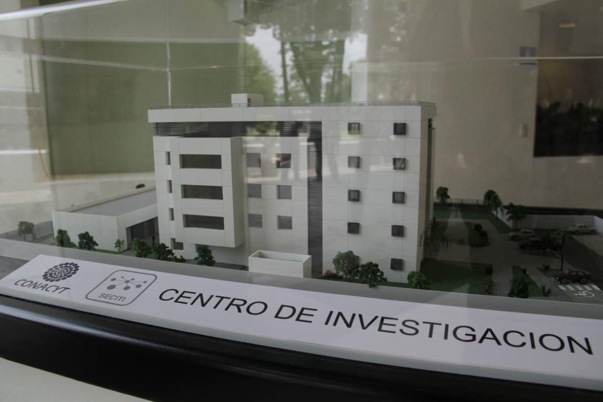 Centro de Investigación para la vejez en la CDMX