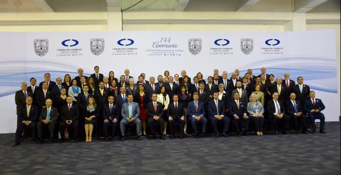 Fomentar desarrollo económico, obligación del GCDMX: Amieva Gálvez
