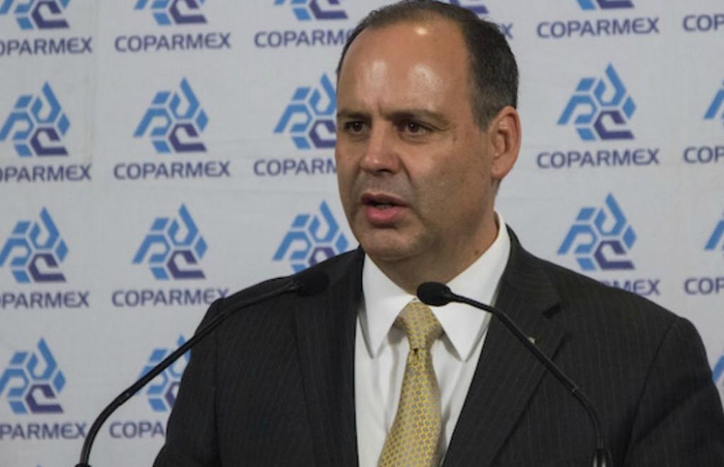 Hasta el momento acuerdo del TLCAN desaparece sólo el fantasma del rompimiento de mesa: Coparmex