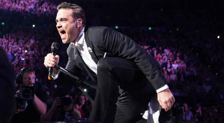 Robbie Williams ofrecerá concierto en Guadalajara