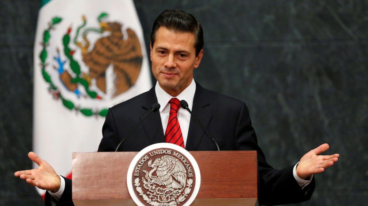 Continúa el reto de seguridad en México : EPN