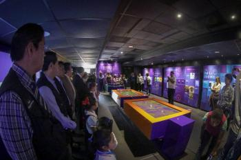 Inauguran Museo Interactivo Móvil en la colonia Roma Sur