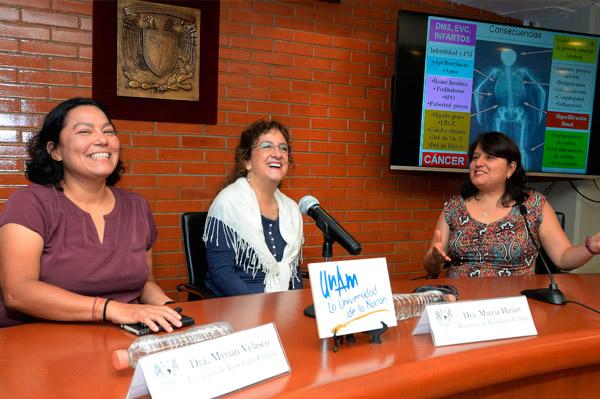 Estudios en la UNAM comprueban que tomar bebidas azucaradas origina síndrome metabólico