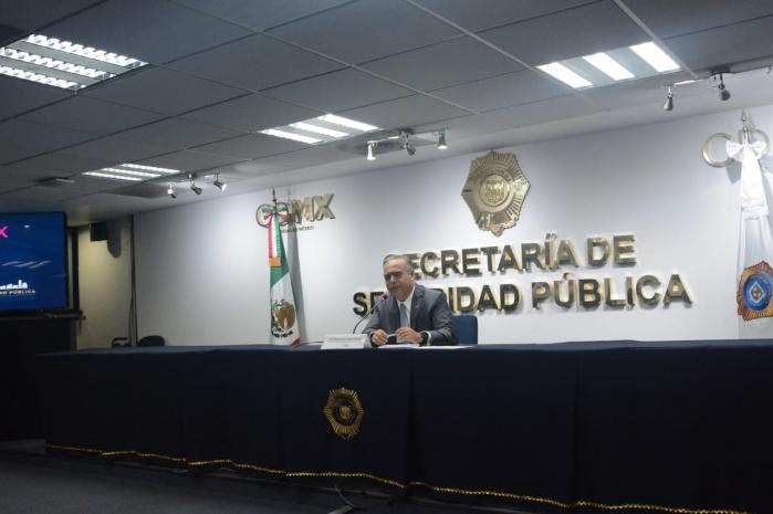 Destaca SSP-CDMX detenciones en operativos contra narcomenudeo y robo a casa