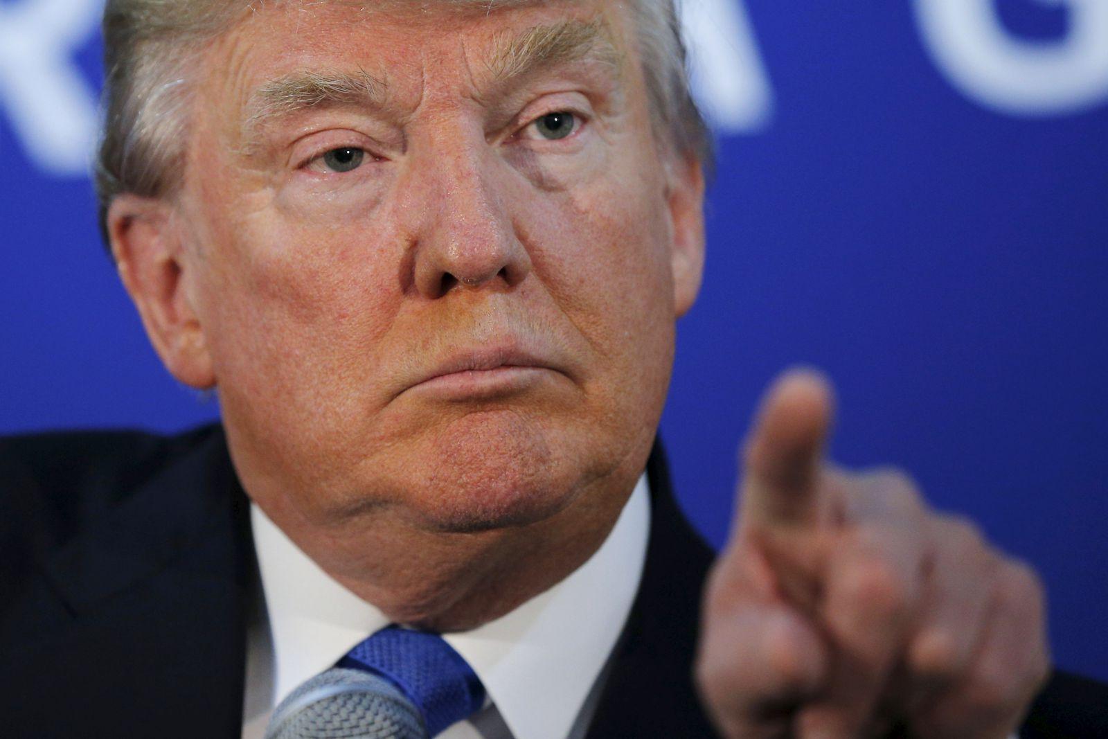 Trump pide apoyo a los evangélicos para elecciones
