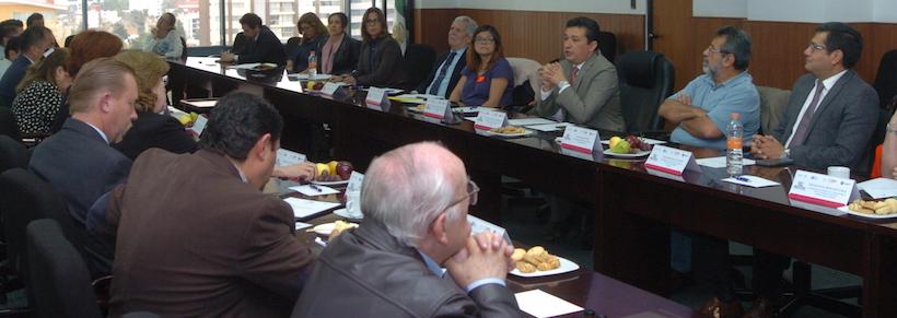 Se instala el comité organizador de la XXV Semana Nacional de Ciencia y Tecnología en la CDMX