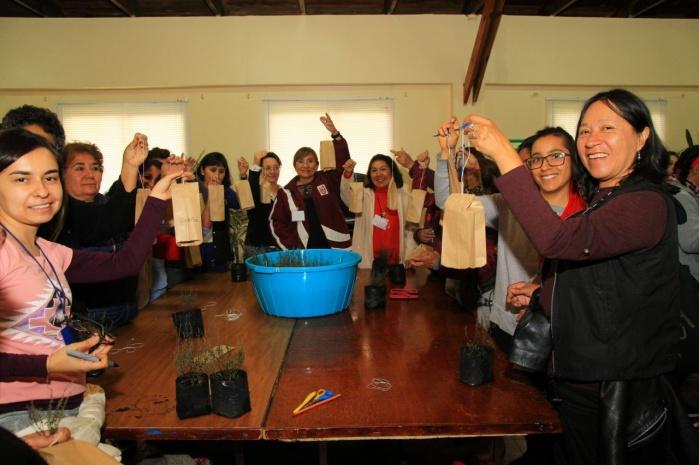 Concluye programa de la 5a generación: Mujer de Huerto