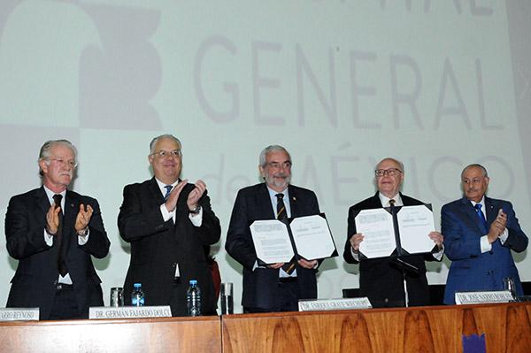 Crearán la UNAM y el Hospital General de México Unidad de Investigación Nacional en Fisioterapia