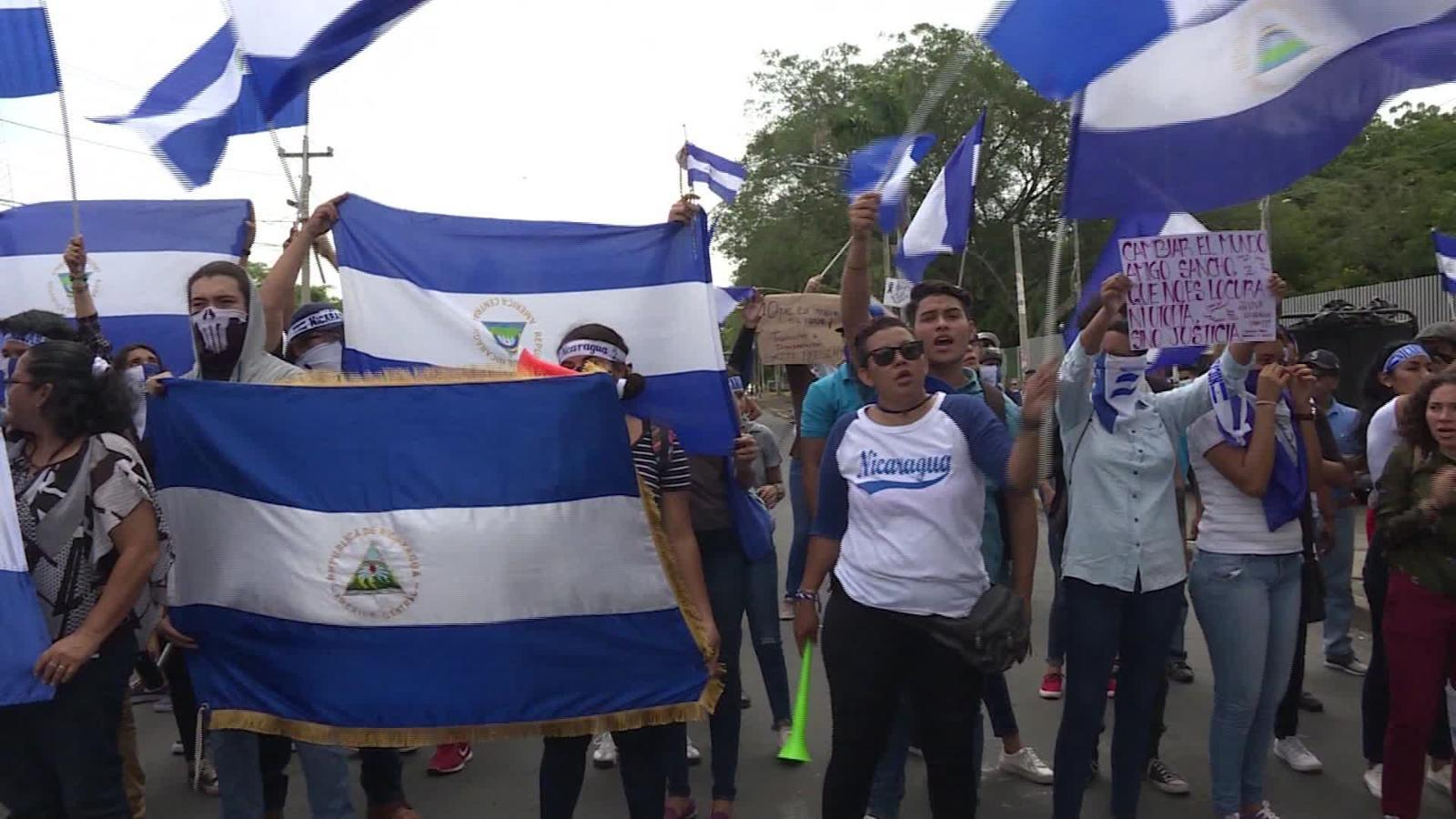 Ordena gobierno de Nicaragua expulsar a comitiva de DH de ONU