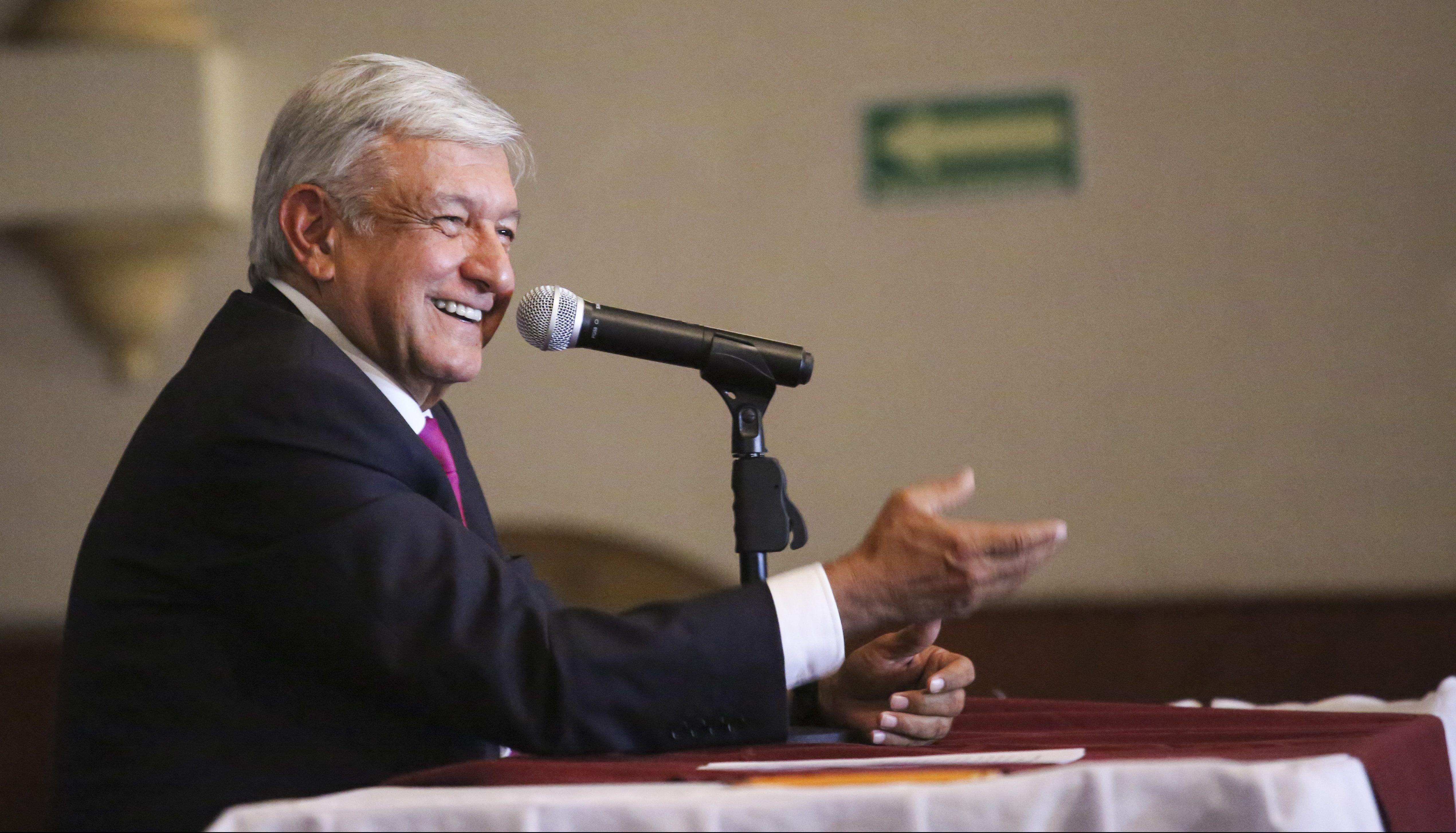 Alistan reunión de AMLO con gobernadores de la frontera norte del país