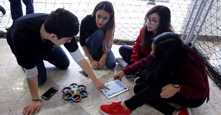 Con talleres vivenciales el IPN acerca a sus alumnas a la ciencia