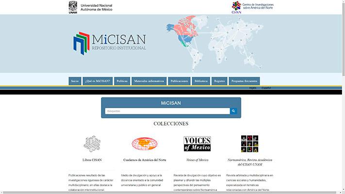 Presentan en la UNAM plataforma digital sobre América del Norte y su relación con el mundo