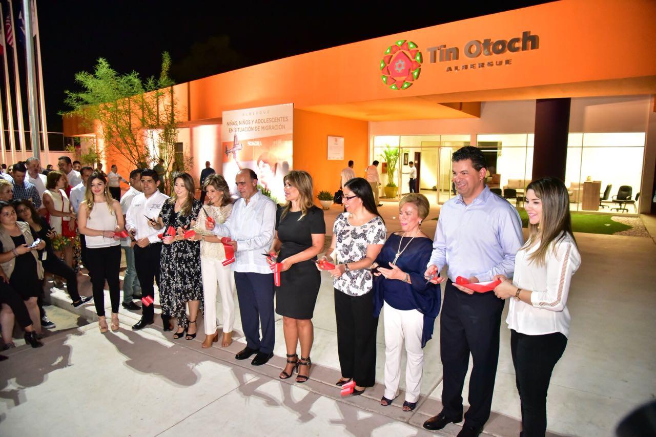 Sonora abre el primer albergue para niños inmigrantes