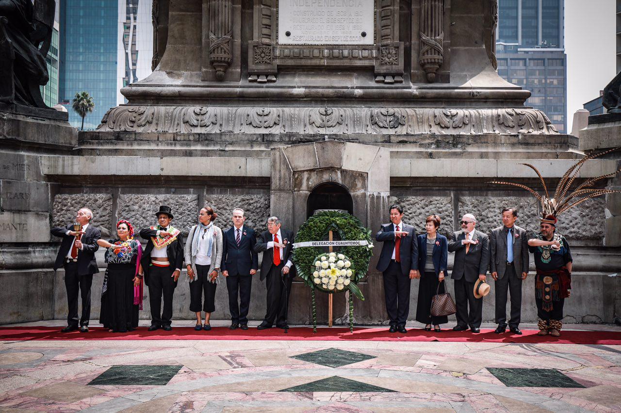 Inician en Cuauhtémoc actividades conmemorativas por el 408 aniversario del inicio de la Guerra de Independencia