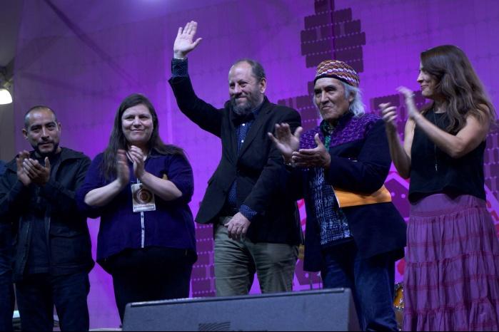 Asisten 900 mil personas a V Fiesta de las Culturas Indígenas en Zócalo Capitalino