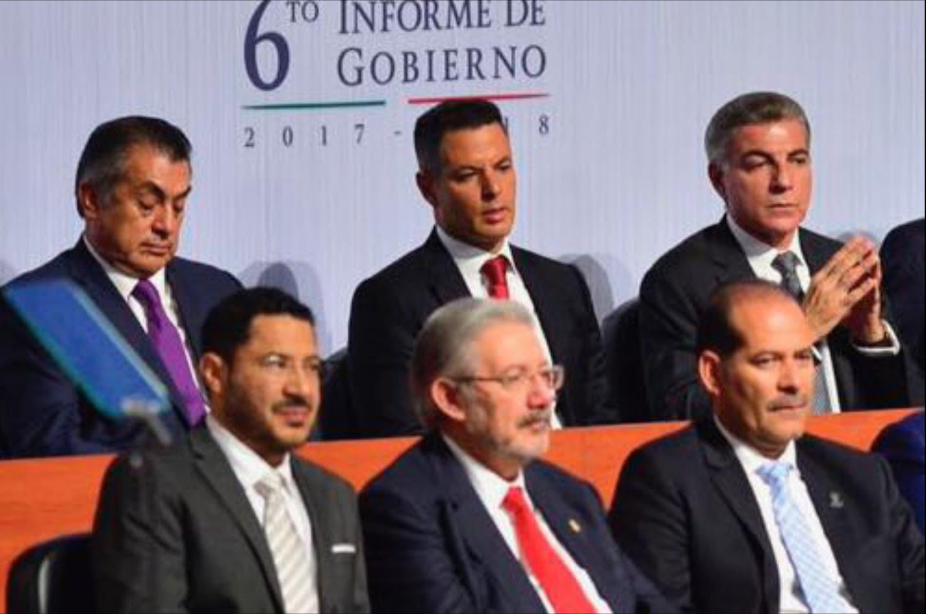 Gobernador de Aguascalientes reconoce trabajo del presidente EPN