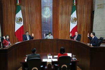El TEPJF modificó la asignación de escaños de representación proporcional para el congreso de Zacatecas