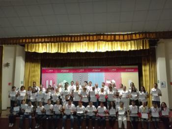Reconoce Comité Organizador del Maratón CDMX Telcel a 71 voluntarios