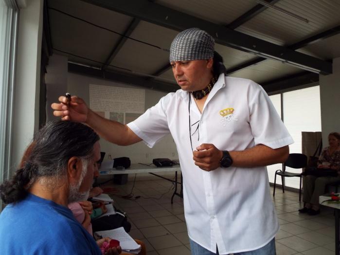 Concluye curso de medicina tradicional y plantas medicinales