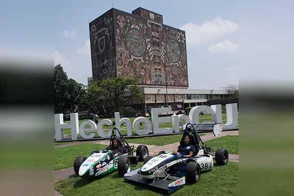 Renueva sus filas UNAM-Motorsports, para diseño y construcción de autos tipo Fórmula 1