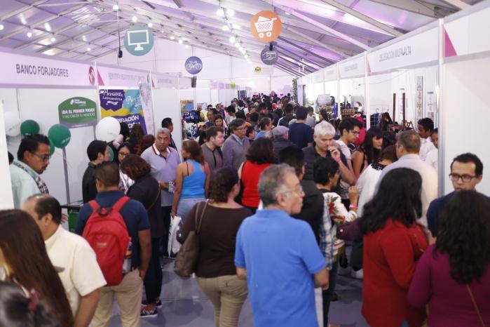 Concluye con éxito la Expo Pymes 2018: más de 45 mil visitantes