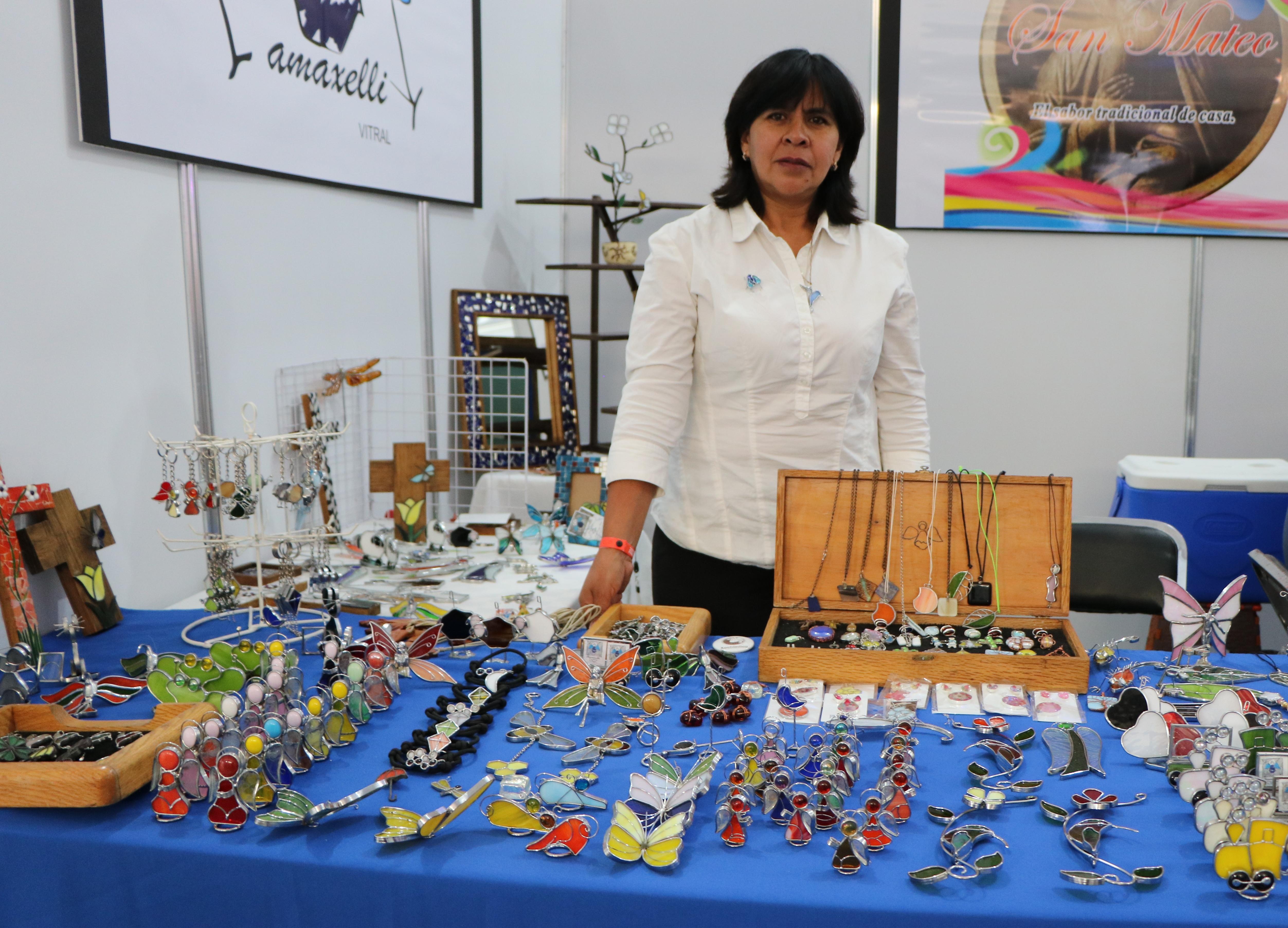 PARTICIPAN PRODUCTORES Y ARTESANOS DE XOCHIMILCO  EN LA DÉCIMA EDICIÓN DE EXPO PYMES