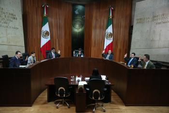 El TEPJF confirmó el resultado de la elección de la diputación del 05 distrito electoral con cabecera en Paracho, Michoacán