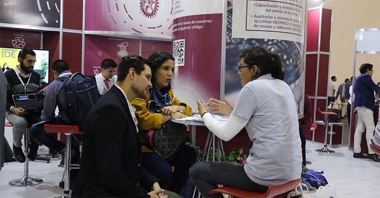 Presenta IPN desarrollos tecnológicos en semana del emprendedor