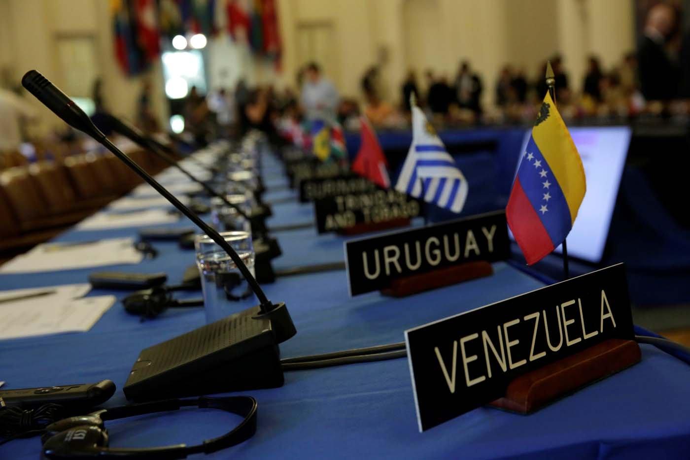 Alerta en la OEA por Nicaragua