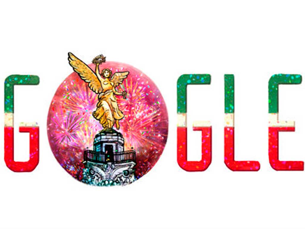 Google también festejará las Fiestas Patrias