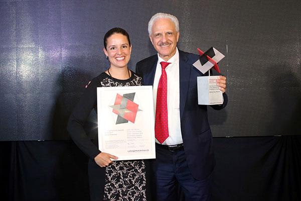 Medalla de Oro Internacional a expertos de la UNAM por el proyecto Parque hídrico La Quebradora