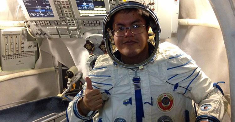 Contribuirá egresado politécnico a establecer base espacial Rusa en la luna