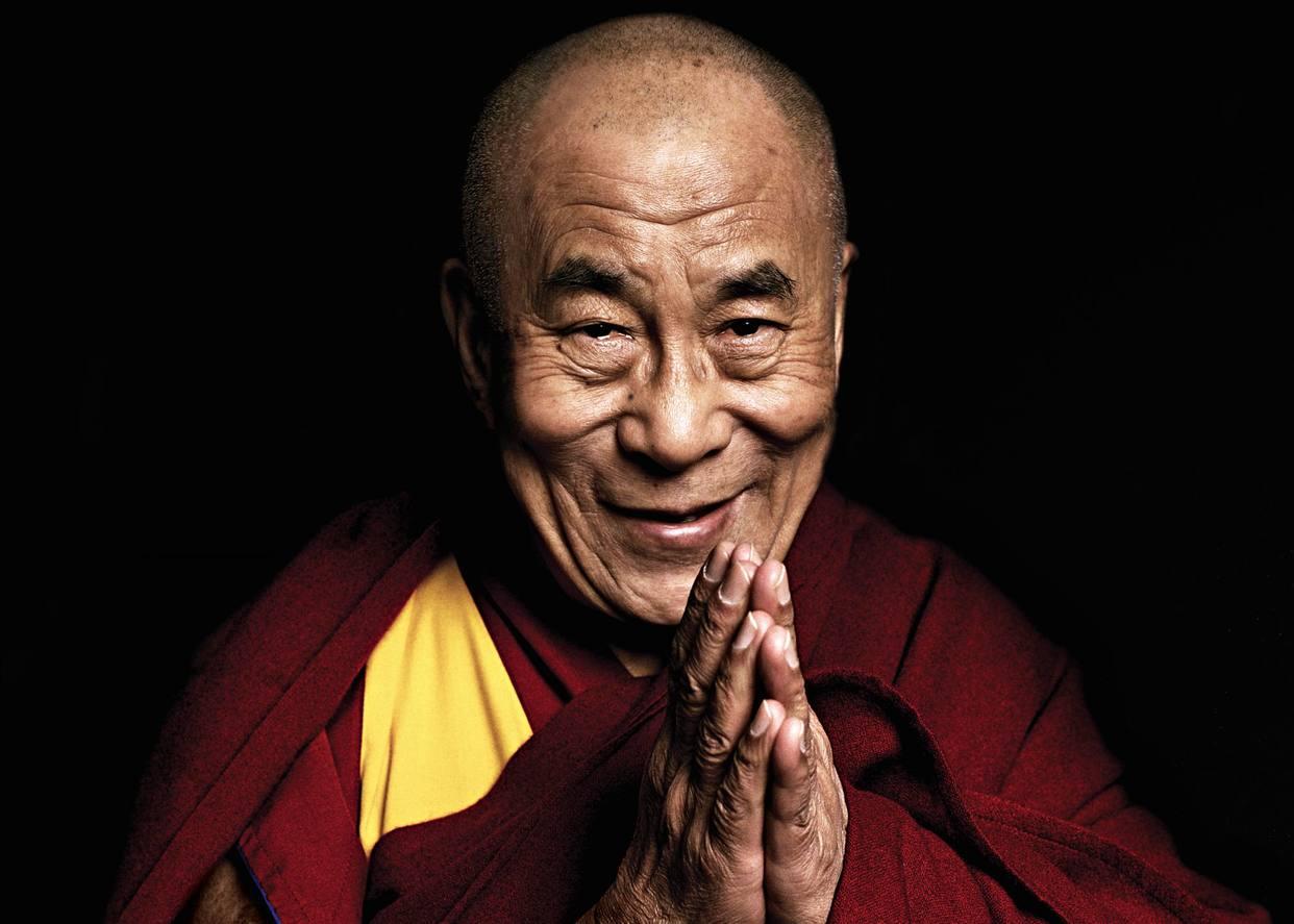 Dalái Lama se reúne con víctimas de abuso sexual